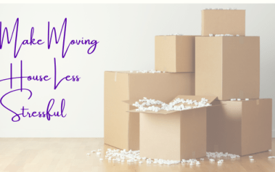 Make Moving House Less Stressful