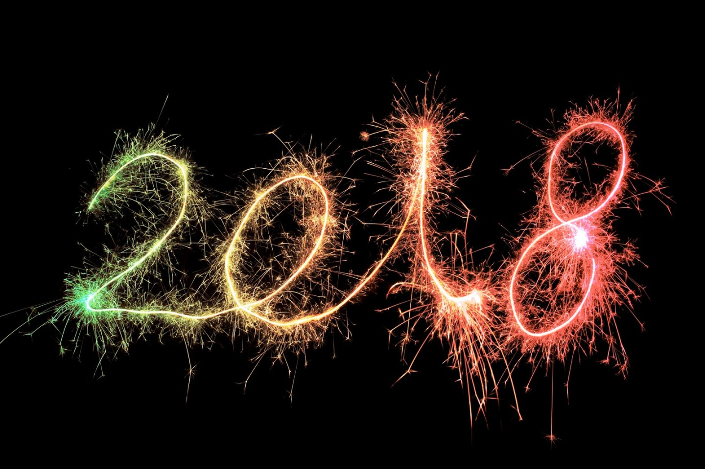 2018… New Year Resolutions