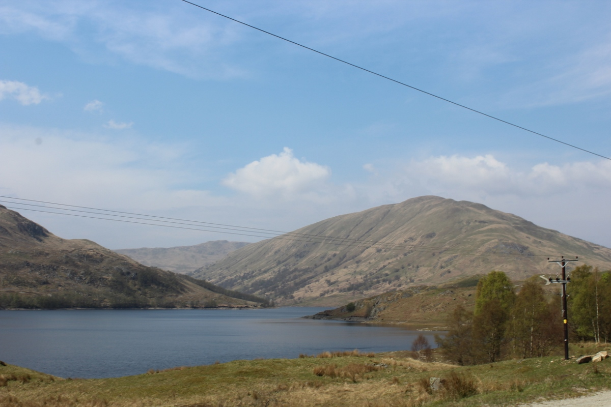 Brig O'Turk's Hidden Walking Trail: Glen Finglas Reservoir