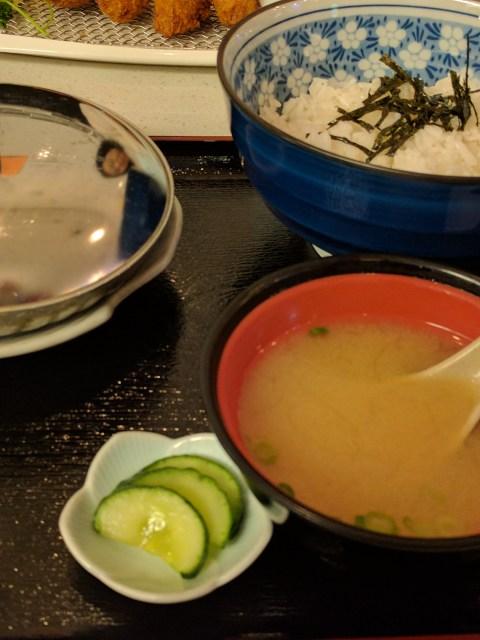 katsu don from Satomi Sushi