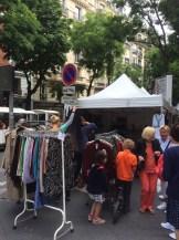 Flea market at Clignancourt