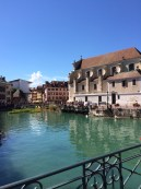 Annecy's Old Town!