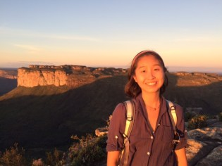 From our sunset hike to the peak of Pai Inácio, in the Chapada Diamantina!