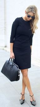 Workwear Ideas: Little Black Dress| Life of Lala | https://lifeoflala.wordpress.com/