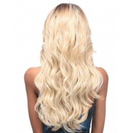 Long, Wavy, Blonde Hair