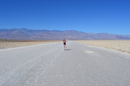 Badwater Basin Salt Flats, Death Valley