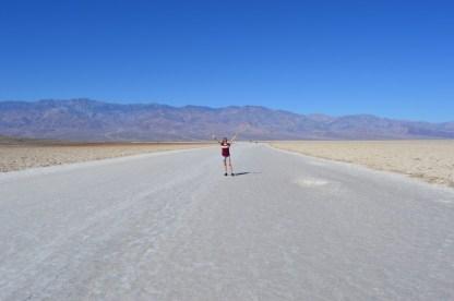 Badwater Basin Salt Flats, Death Valley