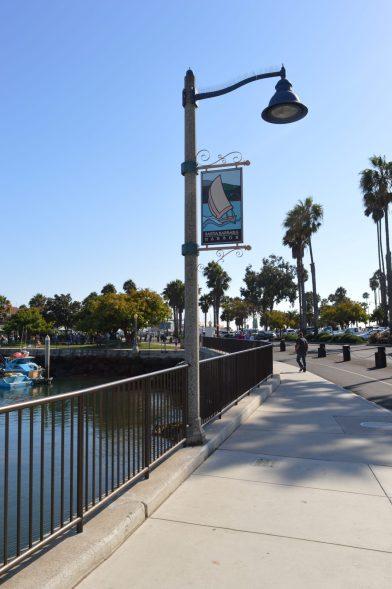 Santa Barbara Harbour