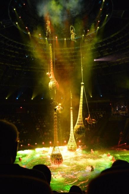 Cirque du Soleil, La Reve