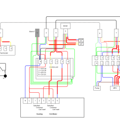 Wiring Diagram Y Plan Central Heating System Omron Ly2 Relay How To Install The Nest Learning Thermostat 3rd Gen In A