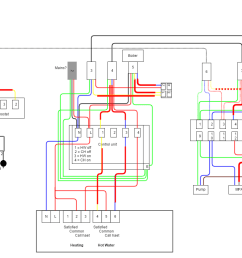 y plan central heating system wiring [ 1454 x 870 Pixel ]