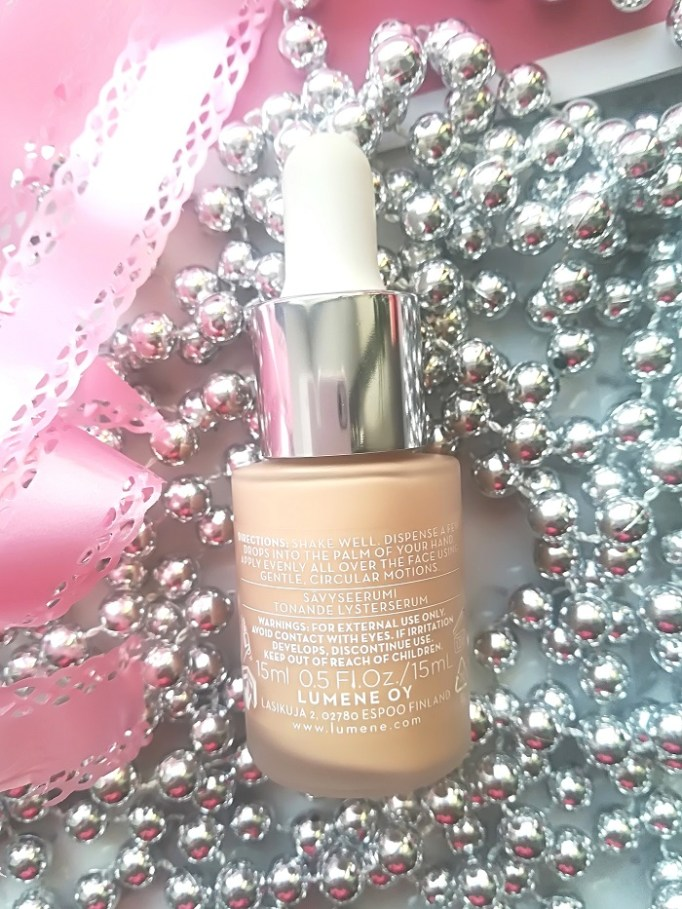 Lumene Beauty Advent Calendar Day 24