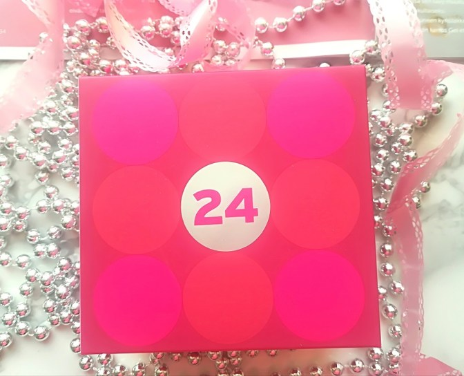 The Body Shop Beauty Advent Calendar Day 24
