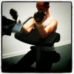 Today is all about...going to the gym for the first time in 2011