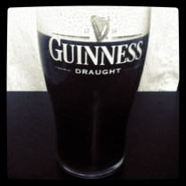 Today is all about...St Paddy (any excuse for a drink...or two)