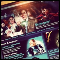 Today is all about...Dr Who