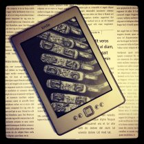 Today is all about...the Kindle