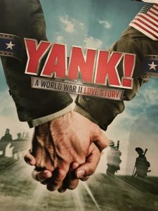 Yank the Musical programme cover