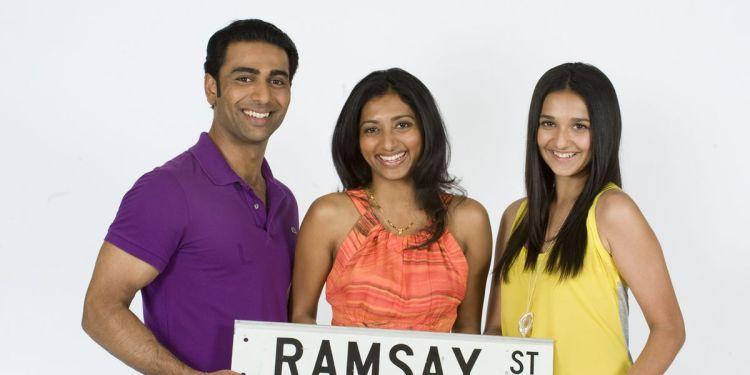 Neighbours Kapoors family