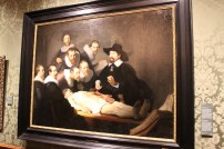 Rembrandt's 'The Anatomy Lesson of Dr. Nicolaes Tulp'