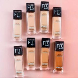 Maybelline fit Me Matte+ Poreless Foundation