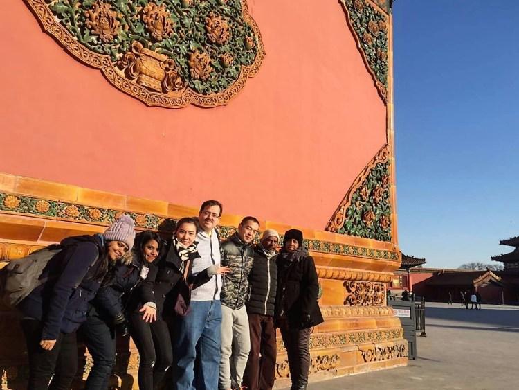 Teaching abroad, china