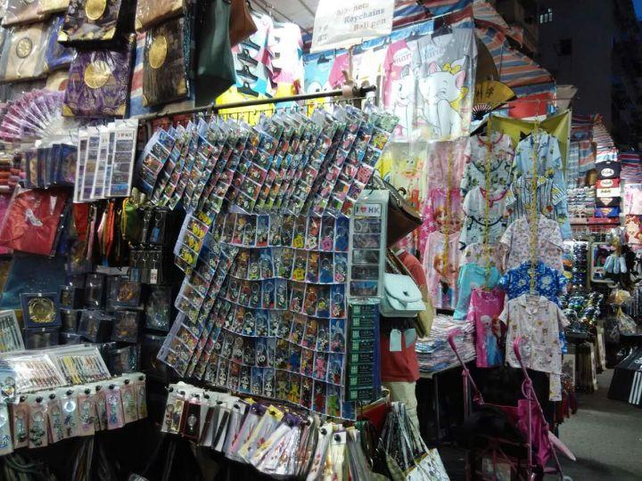Hong Kong's Top Markets