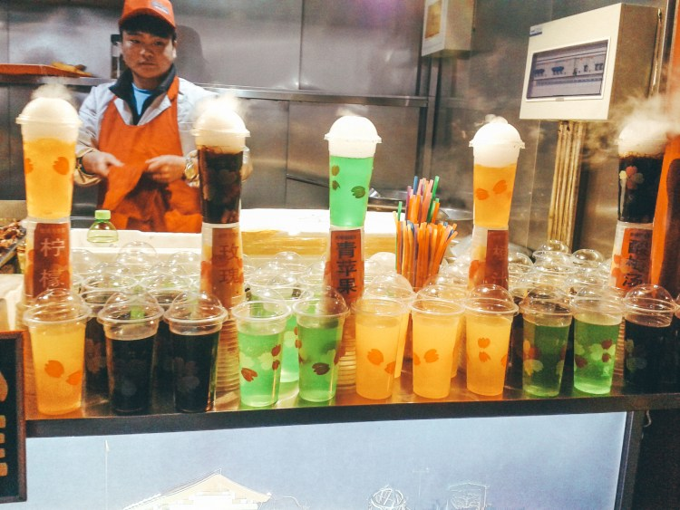 Local Foods China, Drinks, Local Street Food