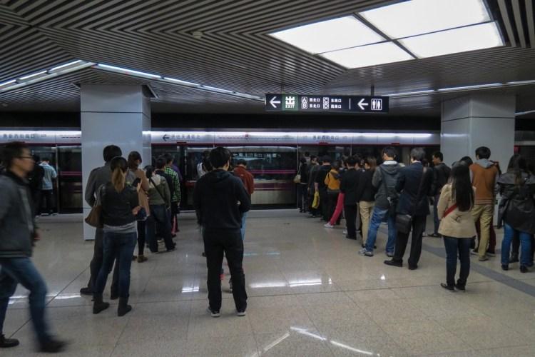 Beijing subway2