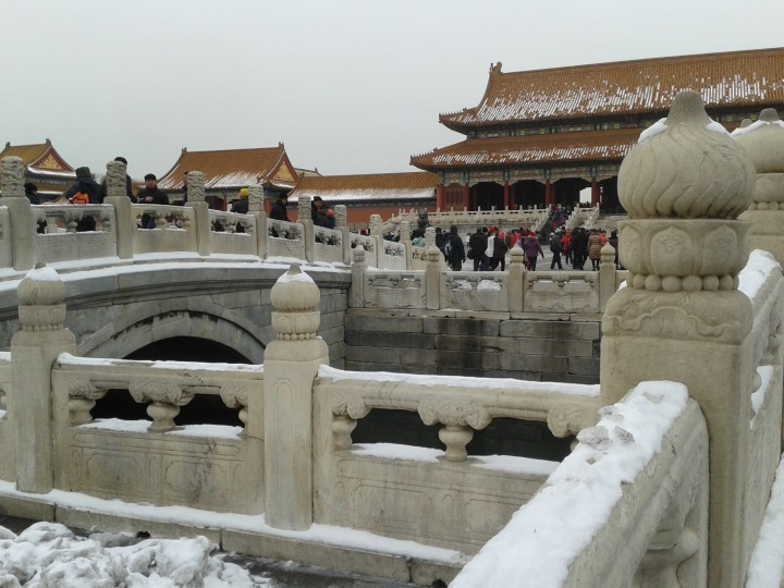 Life of Shal_Snow at the Forbidden City_1