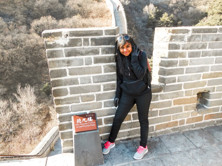 Solo Travel Tips for Women, Life of Shal, The Great Wall