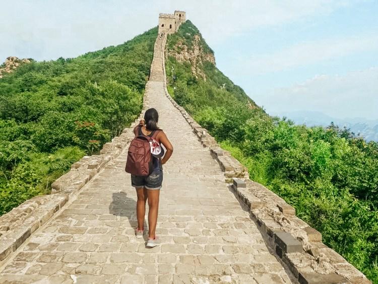 The Great Wall, Simatai, Life of Shal