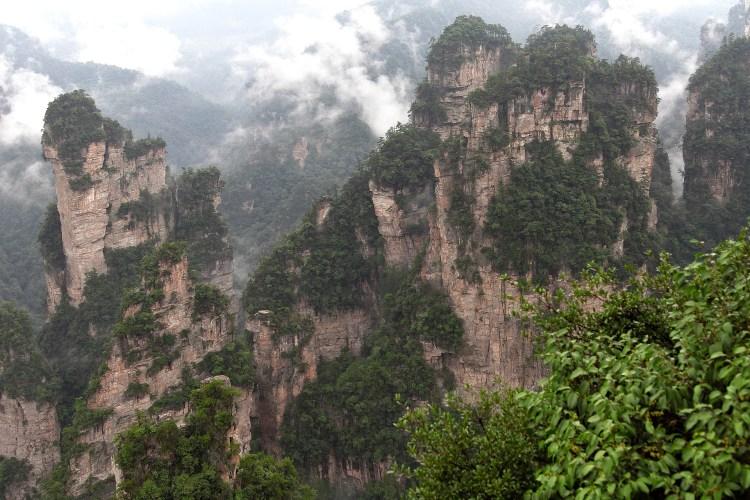 zhangjiajie-2661357_1920