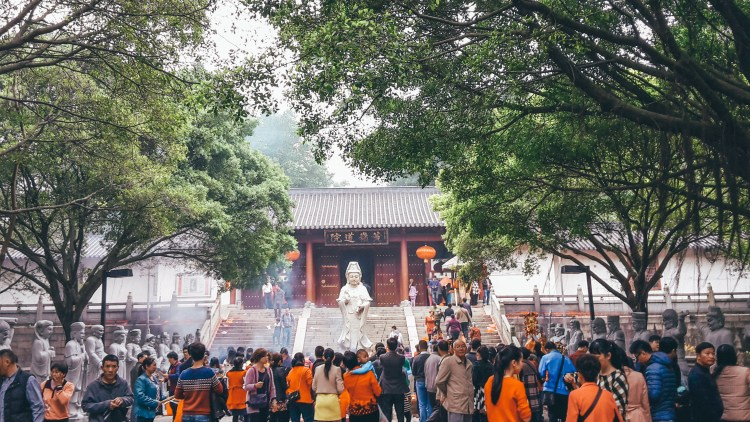 Life of Shal, Guide To Chinese New Year, Chinese Temples
