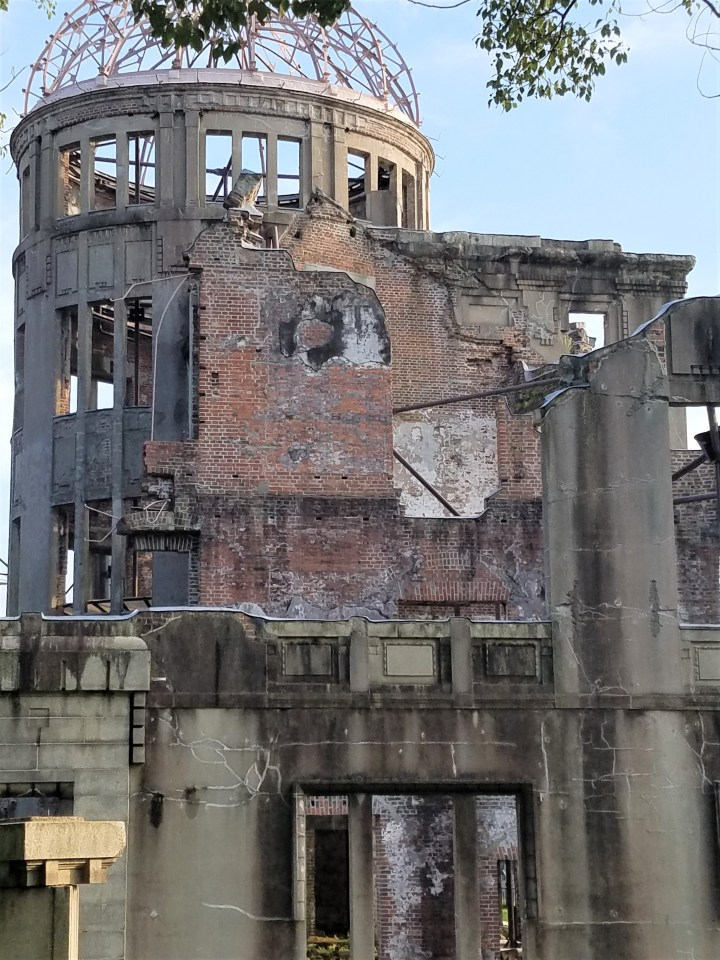 Life of Shal_Hiroshima_Atomic Bomb Dome_1