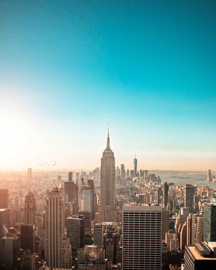 photo of new york city cityscape