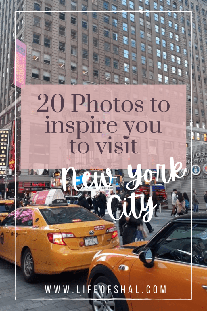 photo diary, new york city