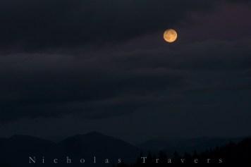 Full Moon, PCT 09.09.14