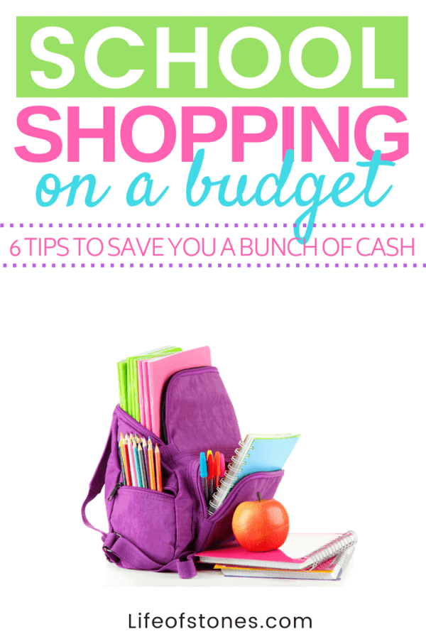 Back to school shopping can get expensive! This article gave me some awesome money-saving tips that I hadn't thought of before! Get some awesome back-to-school hacks to help you do school shopping on a budget!!!