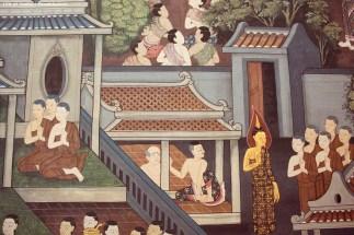 Wat Pho (The Reclining Buddha)