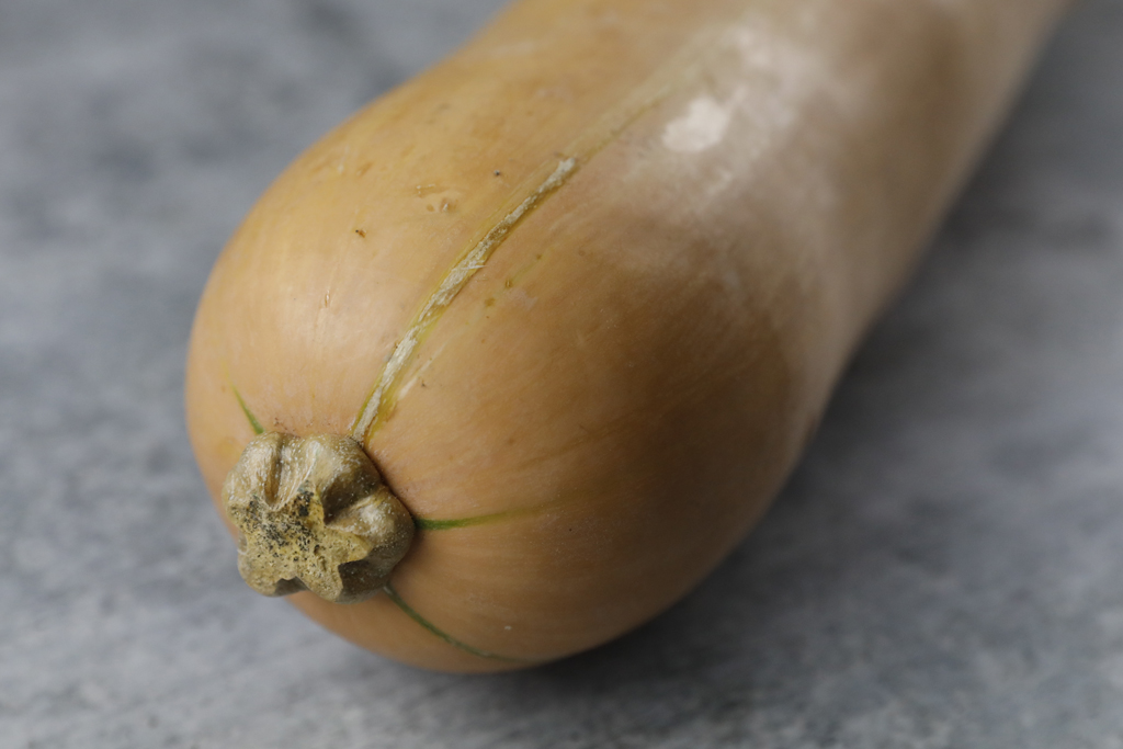 Butternut Squash is perfect seasonal soup ingredient in the fall and winter.