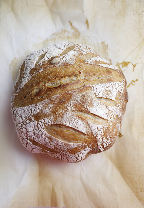 You can learn a lot about making sourdough bread.  There is so much information out there.