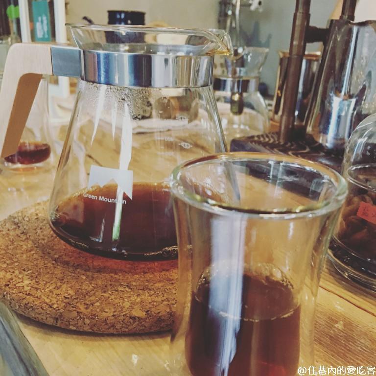 【彰化咖啡館推薦】巷子裡的咖啡香_十八豆仔咖啡烘焙|咖啡豆專賣店