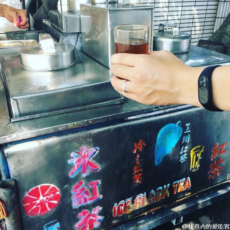 【彰化飲料】三川阿伯冰紅茶|彰化好食|古早味