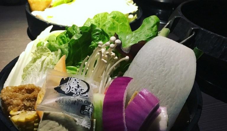 【彰化好吃火鍋】十二段鍋|日式火鍋|好吃鍋物|小火鍋|壽喜燒