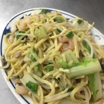 【彰化好吃炒飯炒麵】 內媽祖廟口炒飯炒麵|永樂街裡好吃的海鮮炒麵炒飯