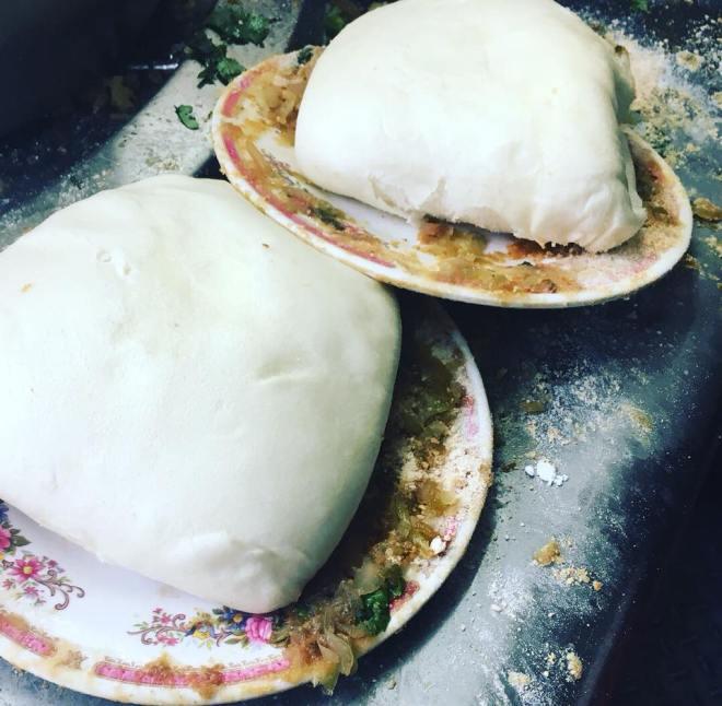 彰化下午茶 永安街鐵路旁刈包|關東煮|魯味|銅板美食