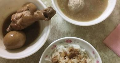 【彰化爌肉飯】下午排隊的爌肉飯店_彰化夜市爌肉飯