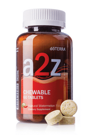 doTERRA a2z chewable tablets