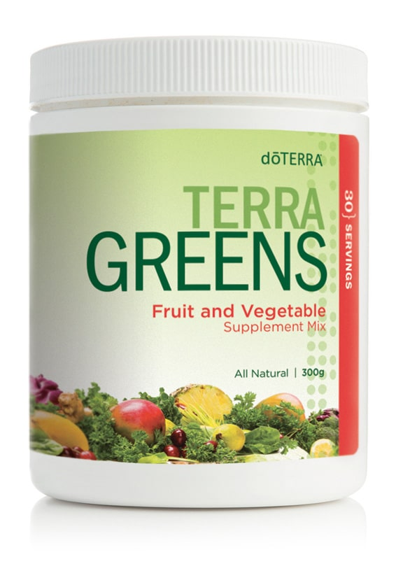 TerraGreens (fruits and vegetables)